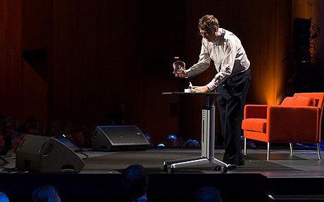 Quando Bill Gates liberò delle zanzare alla TEDx