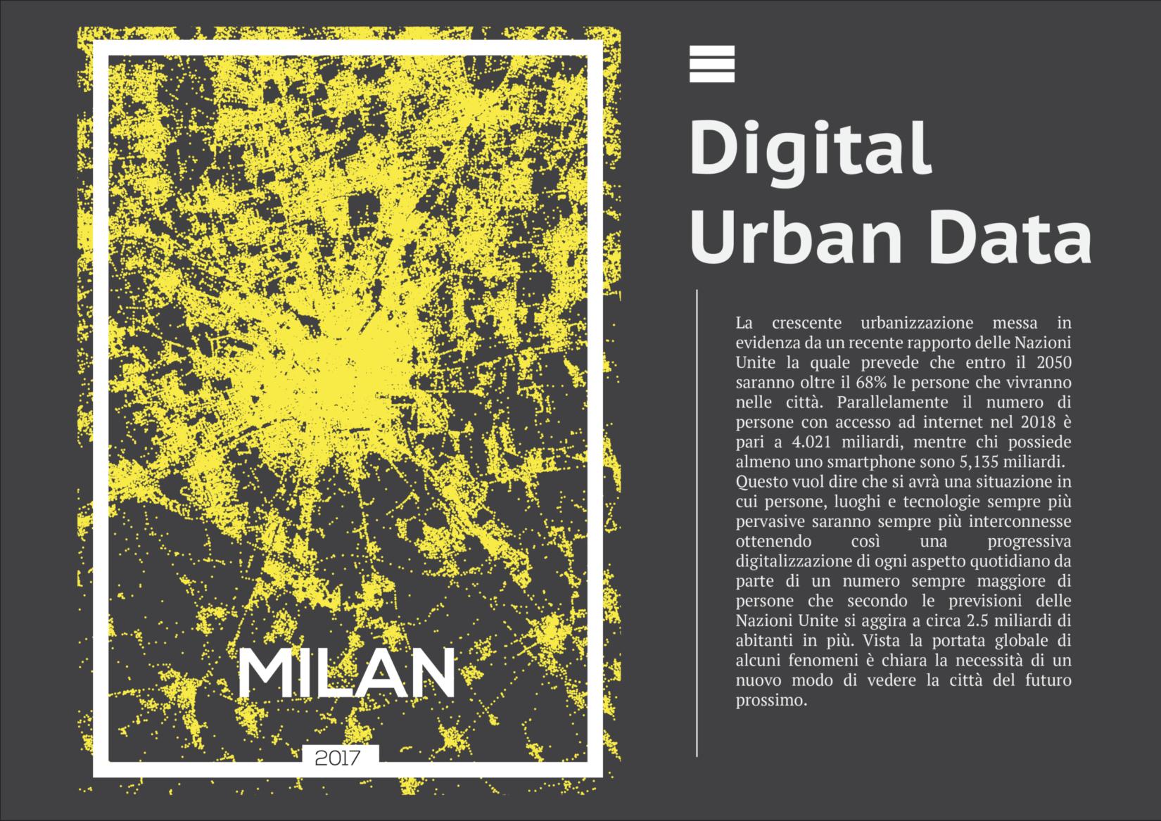 Digital Urban Data -Analisi di dati geospaziali per applicazioni di Urban Informatics: il caso dei Google Place nella città di Milano