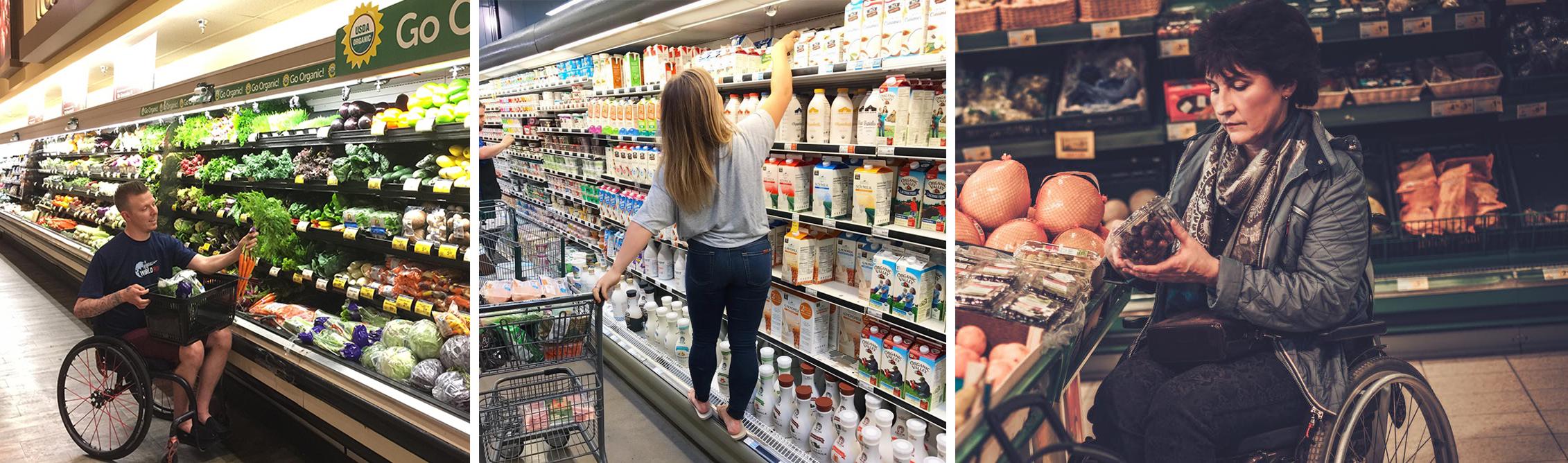 Lo scaffale inclusivo: disabilità e posizionamento in-store dei prodotti