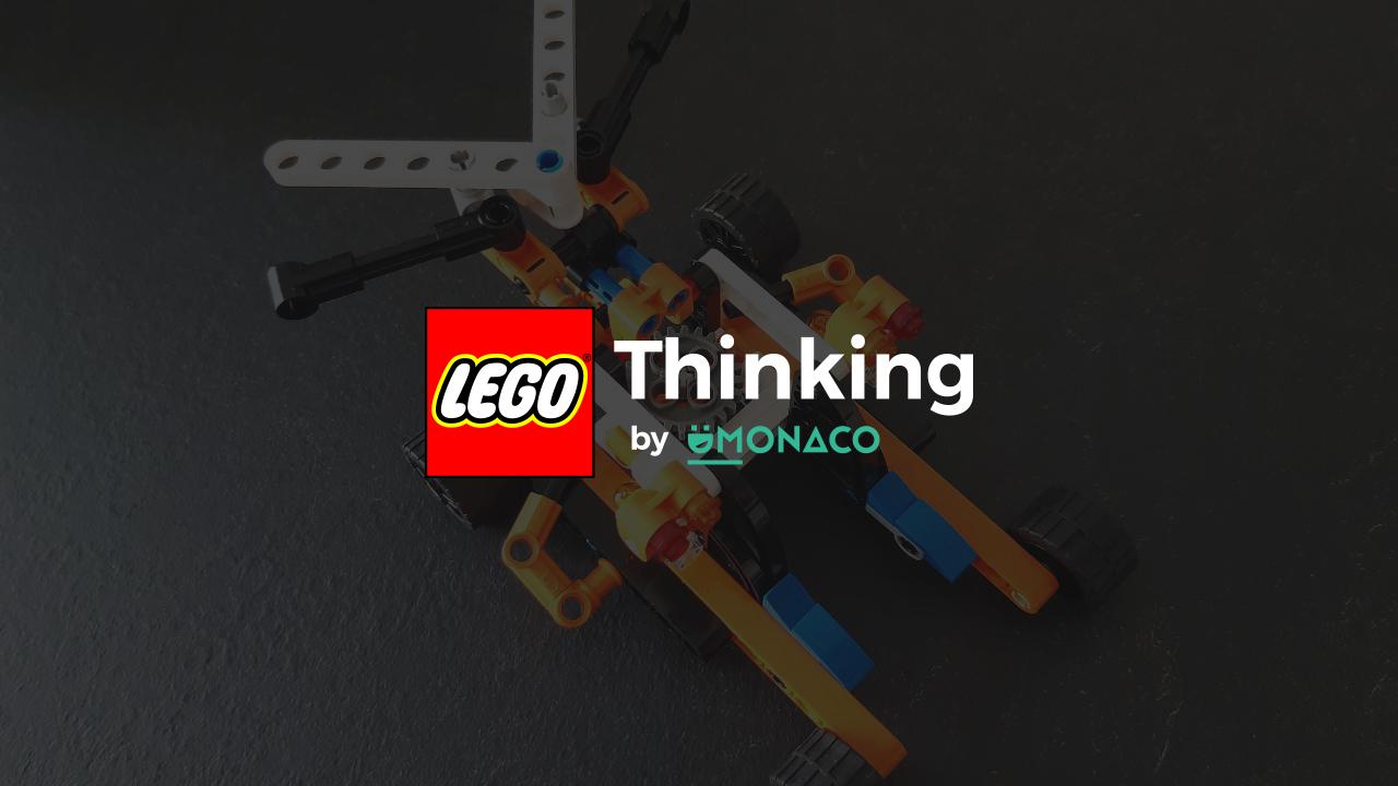 Il mio metodo LEGO Thinking